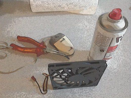 Notebook-Reparatur: Zubehör